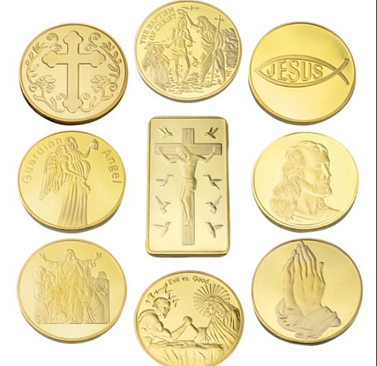 Divine Bazaar coins