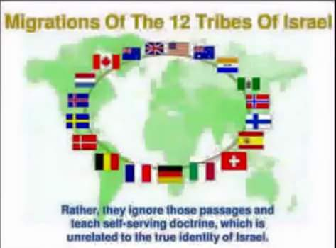 The Flags of the Many Nations of Abraham